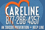 Careline Alaska Suicide Prevention plus Help Line